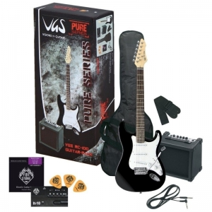 Set de Chitara Electrica - VGS E-Guitars ST Player...