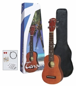 Set de GewaPure Ukulele - Tenson Player Pack