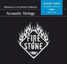 Corzi Chitara Acustica - Fire Stone ACC1252PB Phos...