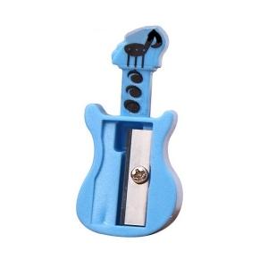 Ascutitoare forma chitara - Albastru