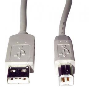 Cablu imprimanta USB 2.0 USB A tata - USB B tata 1...