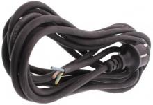 Cablu alimentare cu fisa Schuko 3x1.0mmp 3m negru ...