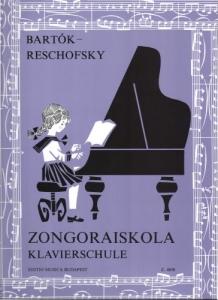 Bartók Béla, Reschofsky Sándor: Piano Method