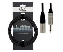 Gewa Pro Line Alpha Audio Cablu boxa XRL m 3 pin -...
