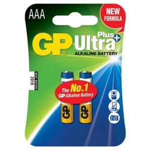 Baterie GP Ultra Alcalina LR3 AAA GP24AUP-2UE2