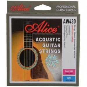 Corzi Chitară Acustică - Alice AW430-L