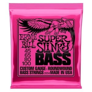 Corzi Chitară Electrică Bas - Ernie Ball 2834 Su...