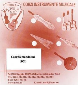 Coarda Mandolina - Hora - G/Sol