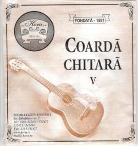 Coarda Chitara Acustica V La Hora