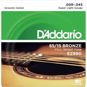 Corzi Chitara Acustica - Daddario EZ890