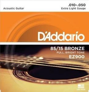 Corzi Chitara Acustica - Daddario EZ900