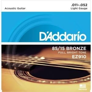 Corzi Chitara Acustica - Daddario EZ910