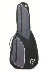 Husa Chitara Clasica 4/4 - Fusion F3-03 (Negru/Gra...