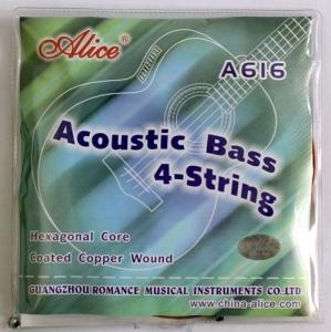 Corzi Chitară Bas Acustic Alice A616