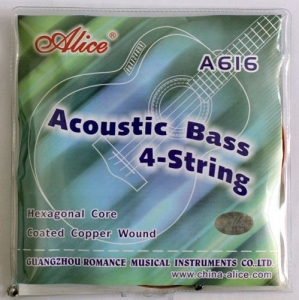 Corzi Chitara Bas Acustic Alice A616