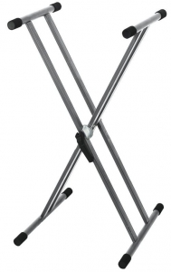 Stativ Clape Dublu BSX Silver