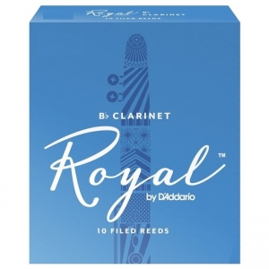 Ancie Clarinet Bb Rico Royal 2 1/2 - bucata