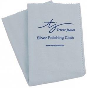 Laveta Flaut - Silver Polising Cloth Trevor James