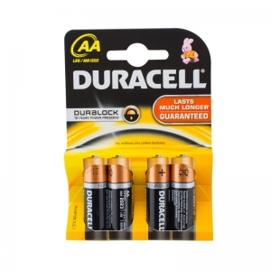 Baterie Duracell Alcalina AA (R6) / bucata