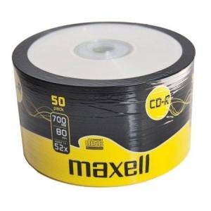Maxell CD-R  700MB 52X 80min /buc