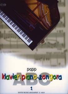 Papp Lajos: Piano-ABC 1