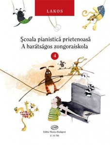 Lakos Ágnes: Şcoala Pianistică Prietenoasă 4