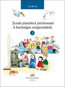 Lakos Ágnes: Şcoala Pianistică Prietenoasă 1