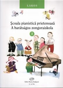Lakos Ágnes: Şcoala Pianistică Prietenoasă 2