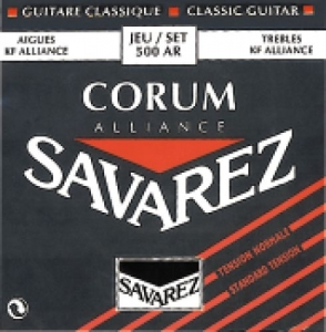 Corzi Chitara Clasica - Savarez 500 AR Corum Allia...