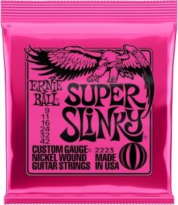 Corzi Chitara Electrica Ernie Ball Super Slinky