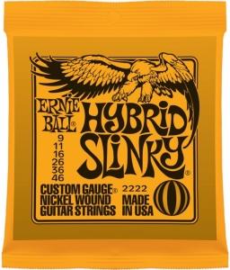 Corzi Chitara Electrica Ernie Ball Hybrid Slinky