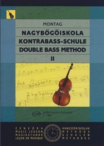 Montag Lajos: Double Bass Tutor 2