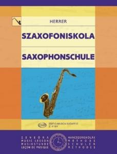 Herrer Pál: Saxophone Tutor