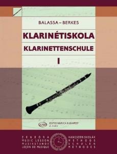 Balassa György, Berkes Kálmán id.: Clarinet Tut...