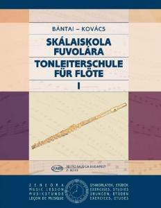 Bántai Vilmos, Kovács Gábor: Scale Tutor for fl...