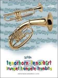 Sztán István: Tenor horn or trumpet ABC