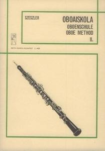 Szeszler Tibor: Oboe Tutor 2