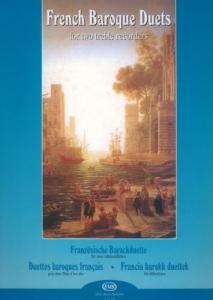 Bali János: French Baroque Duets for two treble r...