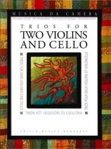 Pejtsik Árpád, Vigh Lajos: Trios for two violins...