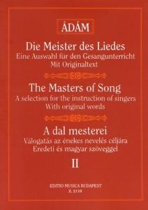 Ádám Jenő: THE MASTERS OF SONG 2