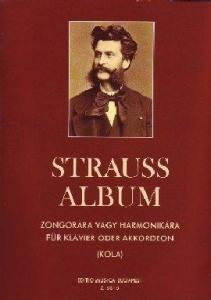 Kola József: STRAUSS ALBUM