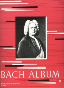 Bach, Johann Sebastian: Album for piano II