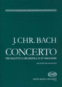 Bach, Johann Christian: Concerto in sib maggiore
