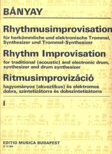 Bányay Lajos: Rhythm Improvisation 1