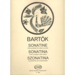 Bartók Béla: Sonatina