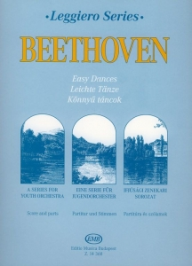 Beethoven, Ludwig van: Easy dances