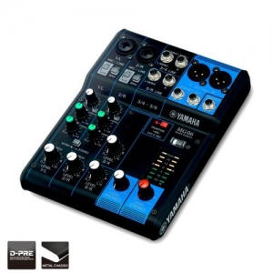 Mixer Analog Yamaha MG 06X