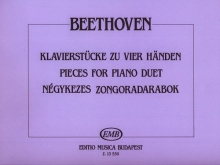 Beethoven, Ludwig van: Pieces for Piano Duet