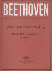 Beethoven, Ludwig van: Sonatas for piano in separa...